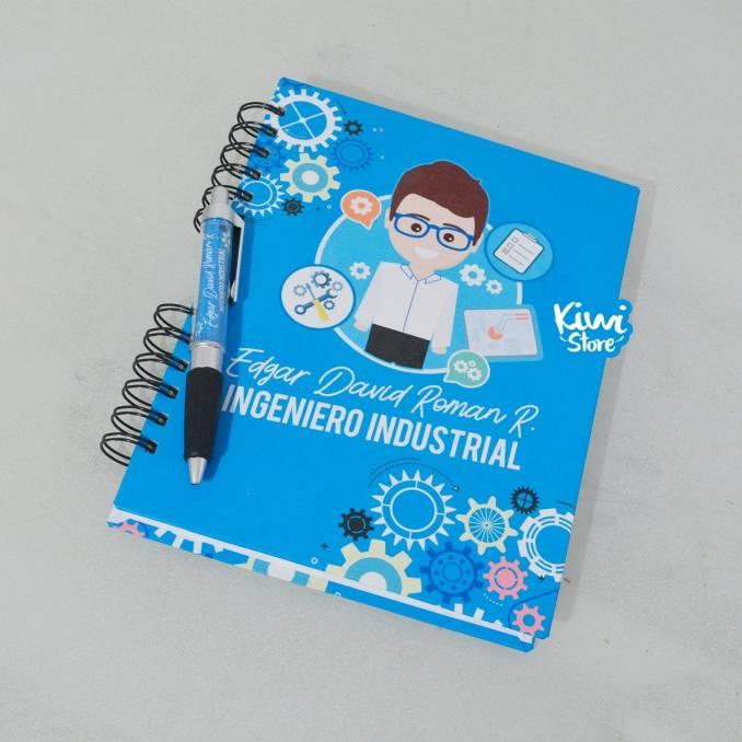 Cuaderno - Ingeniero...