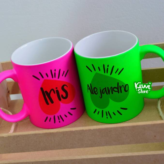 """Mugs """"¿Adivina cuánto falta..."""