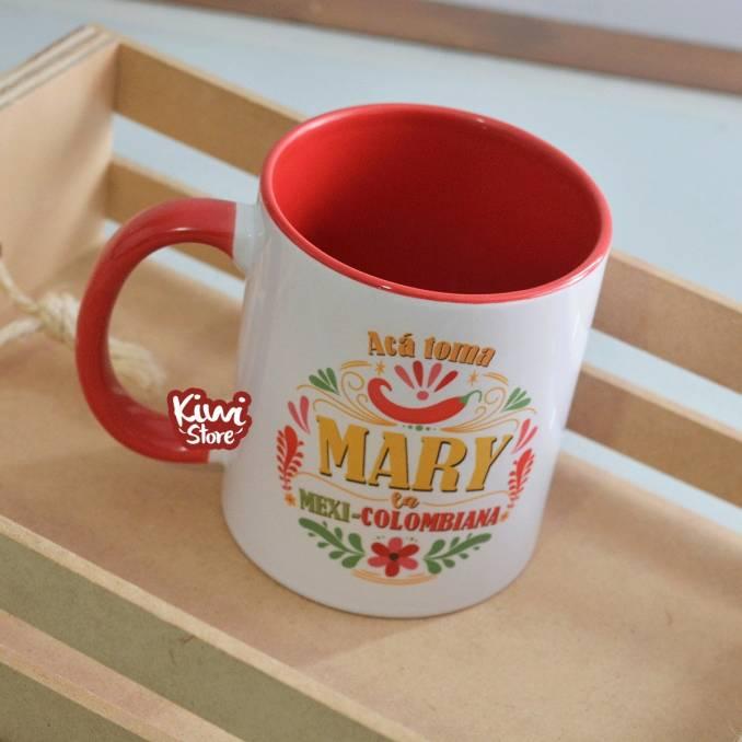 "Mug ""Colombo-Mexicana"""