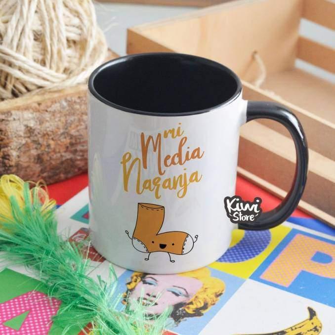 """Mug """"Mi media naranja"""""""