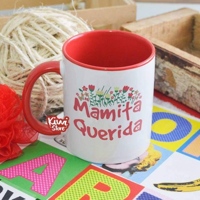 """Mug """"Mamita querida"""""""