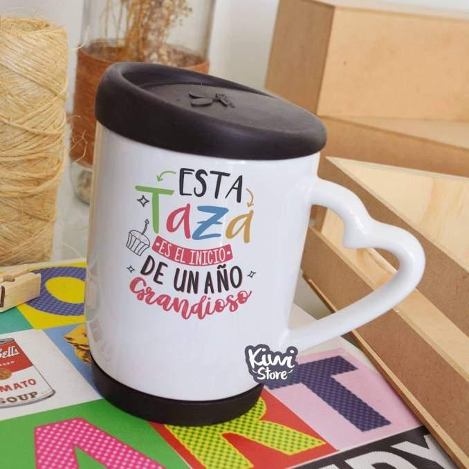 """Mug """"Esta taza es el inicio..."""