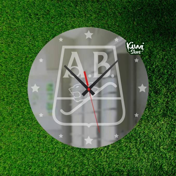 """Reloj """"Para hinchas del AB"""""""