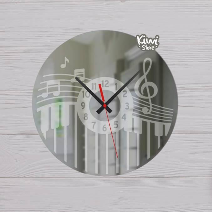 """Reloj """"Amo la música"""""""