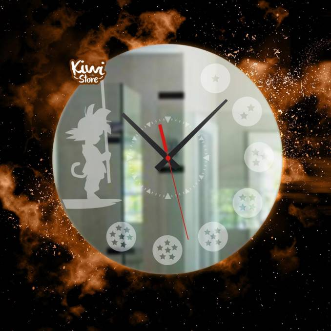 """Reloj """"Esferas del dragón"""""""