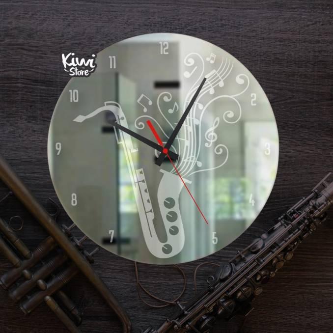 """Reloj """"Viva el Jazz"""""""