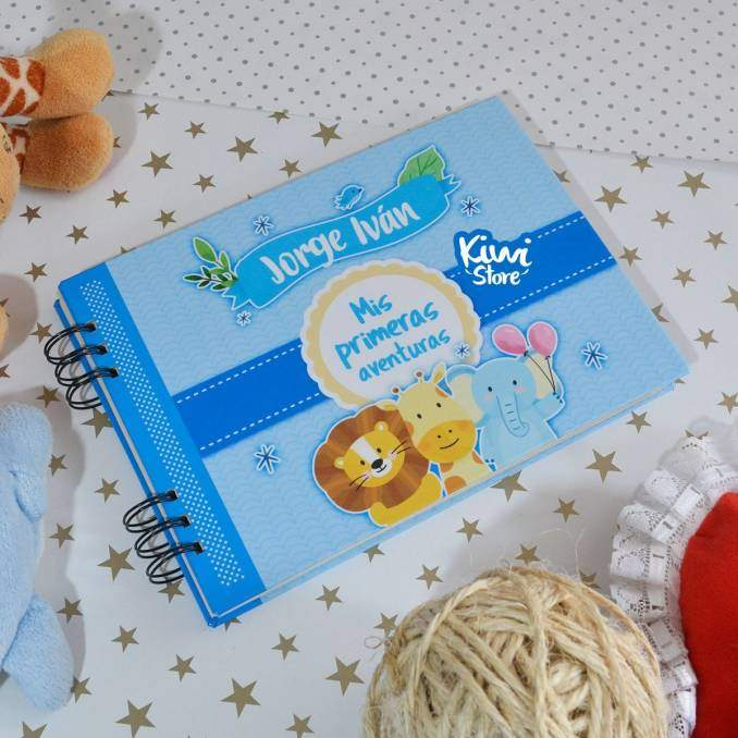 Libro de bebé Mis primeras...