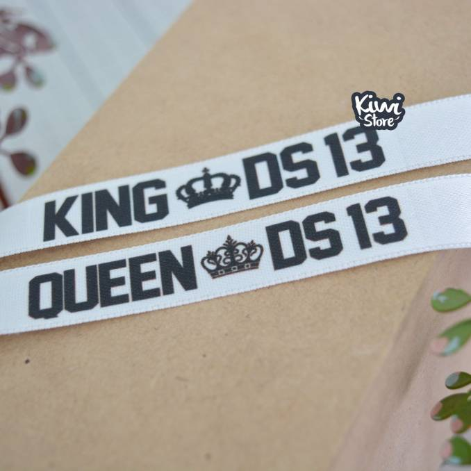 "Manillas ""King & Queen"" +..."