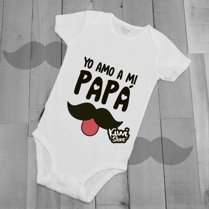 """Mameluco """"Yo amo a mi papá"""""""