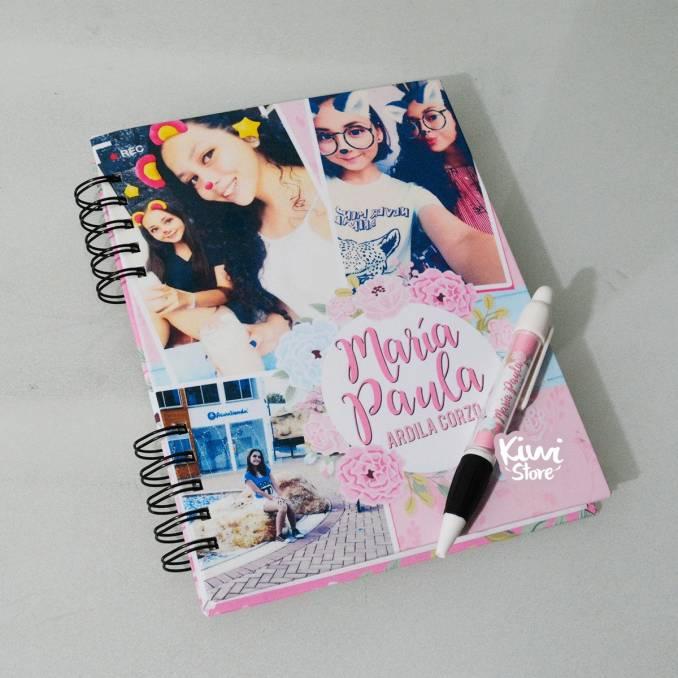 """Cuaderno """"Con tus fotos"""""""