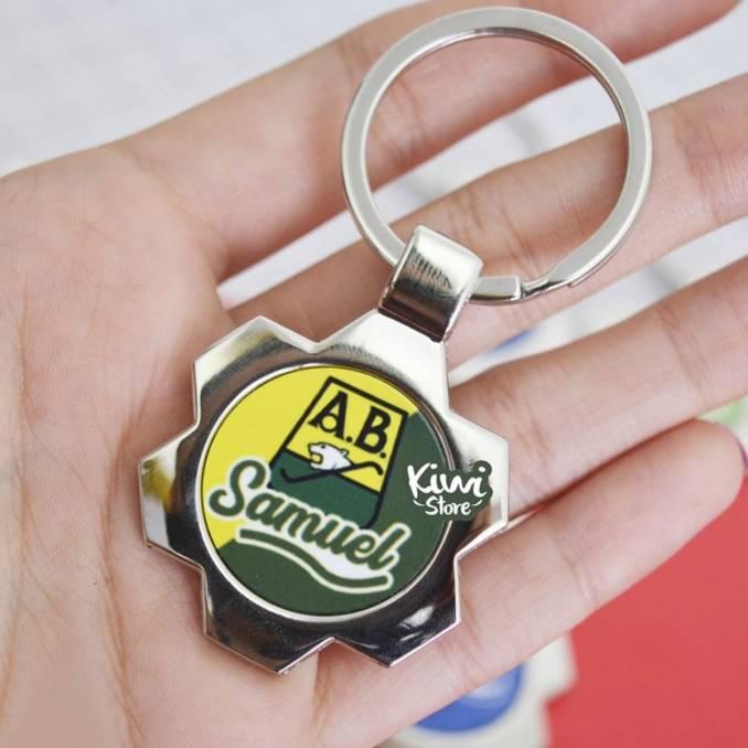 "Llavero ""Atlético Bucaramanga"""