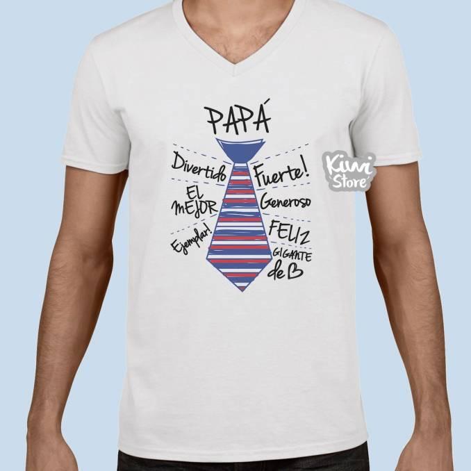 """Camisa """"Papá es..."""""""
