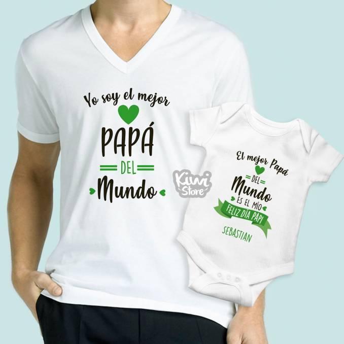 "Combo ""Yo soy el mejor papá..."