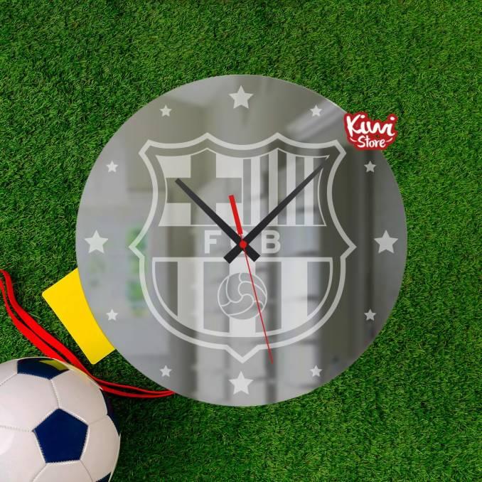 """Reloj """"Para hinchas del Barsa"""""""