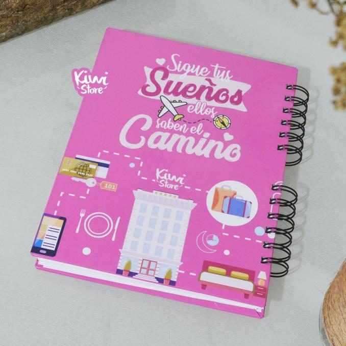 """Cuaderno """"Notas de la..."""