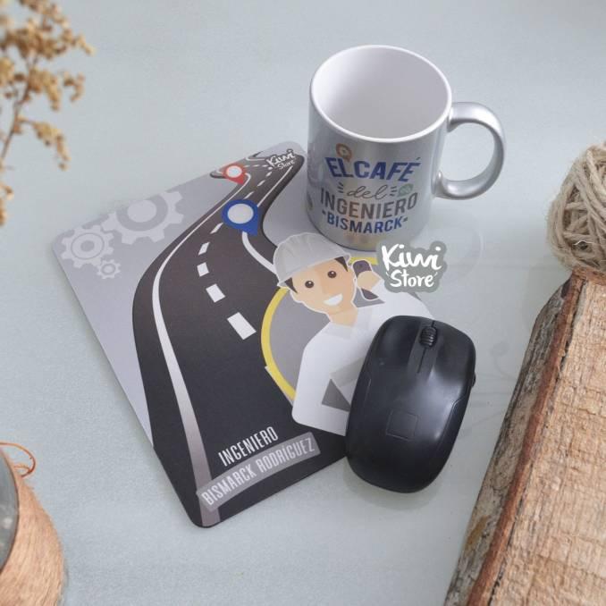 Combo Mouse pad + Mug...