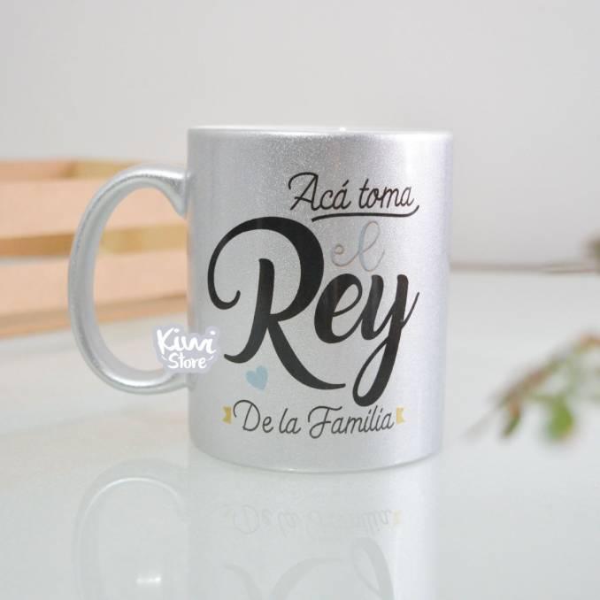 "Mug ""El Rey de la familia"""