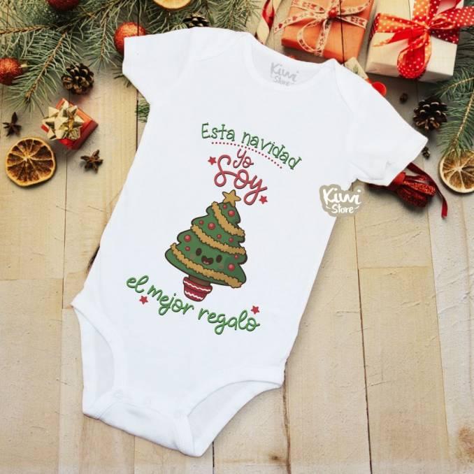 """Mameluco """"Esta Navidad yo..."""