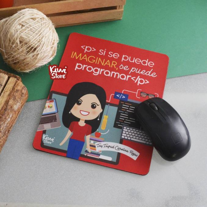 "Mouse Pad ""Si se puede..."
