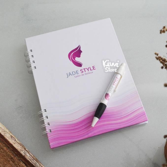 """Agenda """"Jade Style - Salón..."""
