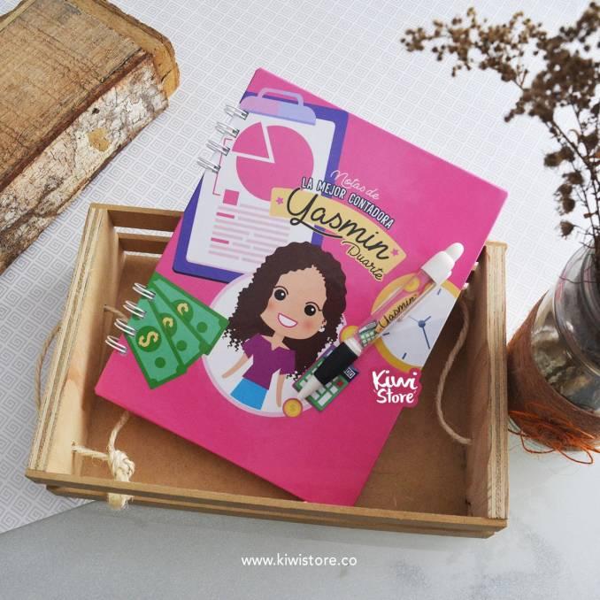 Cuaderno - La mejor Contadora