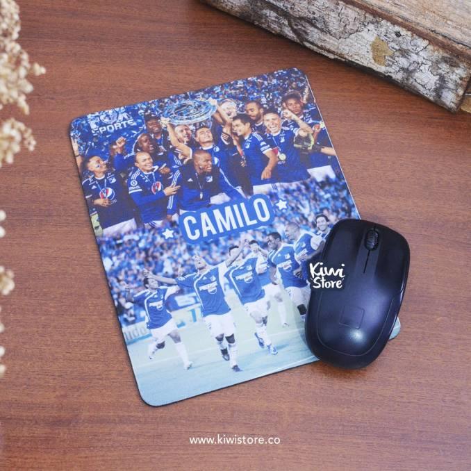 """Mouse Pad """"Amante del futbol"""""""