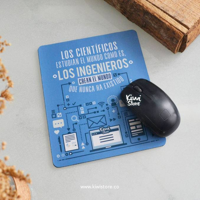 "Mouse Pad ""Ingenieros"""