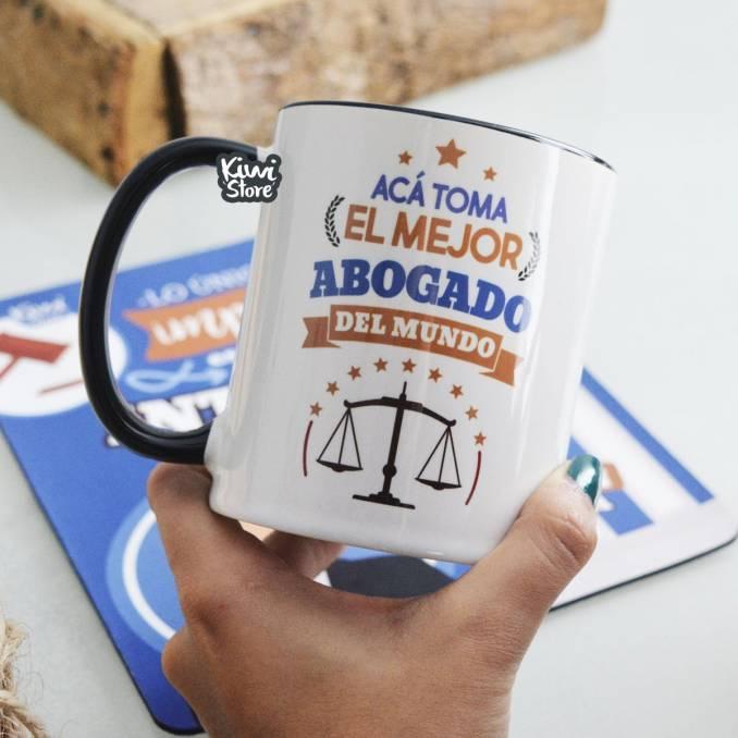 """Mug """"El mejor abogado del..."""