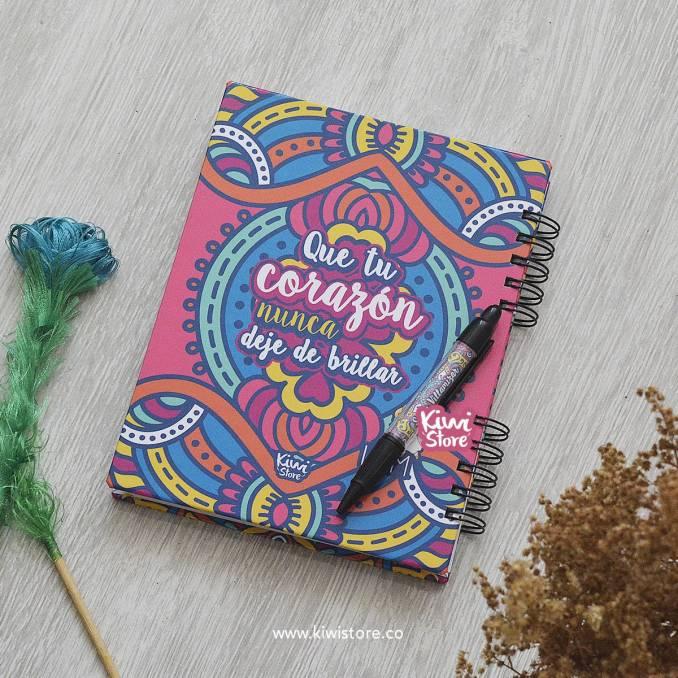 """Cuaderno """"Mandalas - Color"""""""