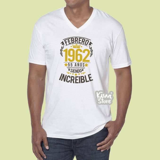 """Camisa """"55 años siendo..."""