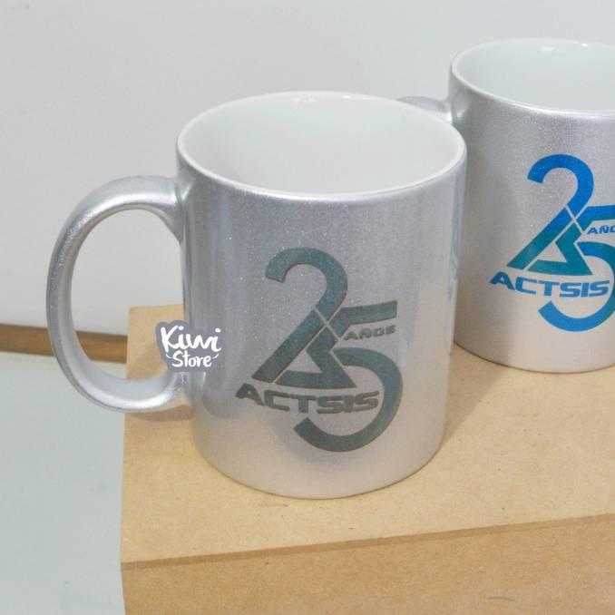 """Mug """"25 Años - Empresarial"""""""
