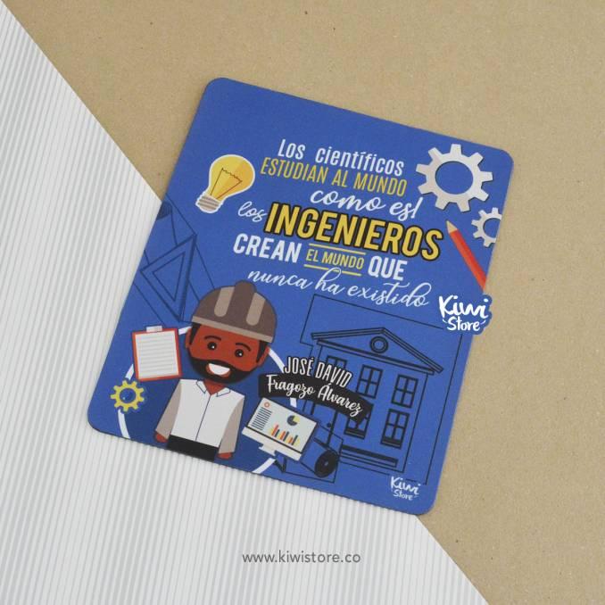 Mouse Pad - Los ingenieros...