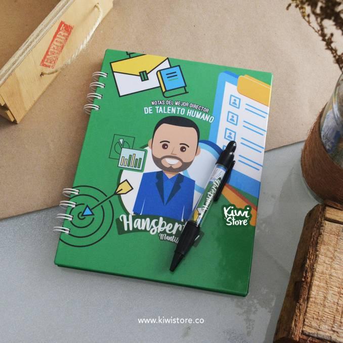 Cuaderno - Director de...