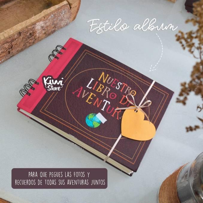 Nuestro libro de aventuras