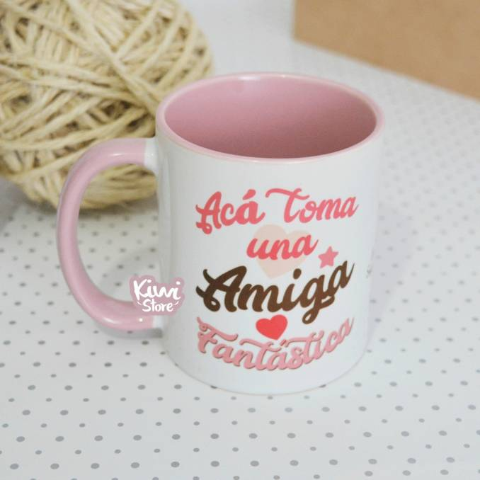 """Mug """"Una amiga fantástica"""""""