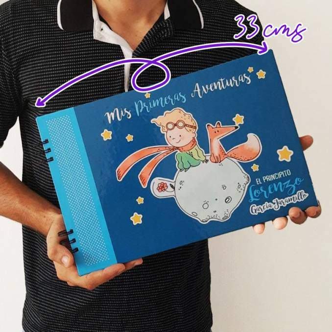 Libro de bebé GRANDE Mis...