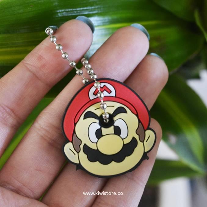Protector de llave Mario Bros