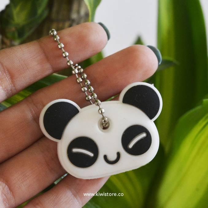 Protector de llave Oso panda