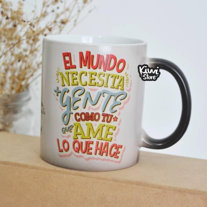 "Mug ""El mundo necesita..."