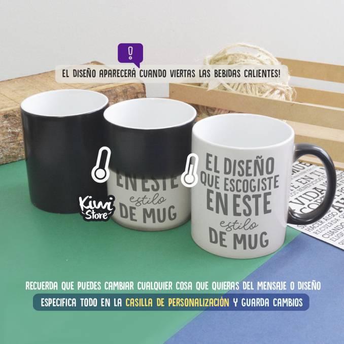 Mug - La vida es más...