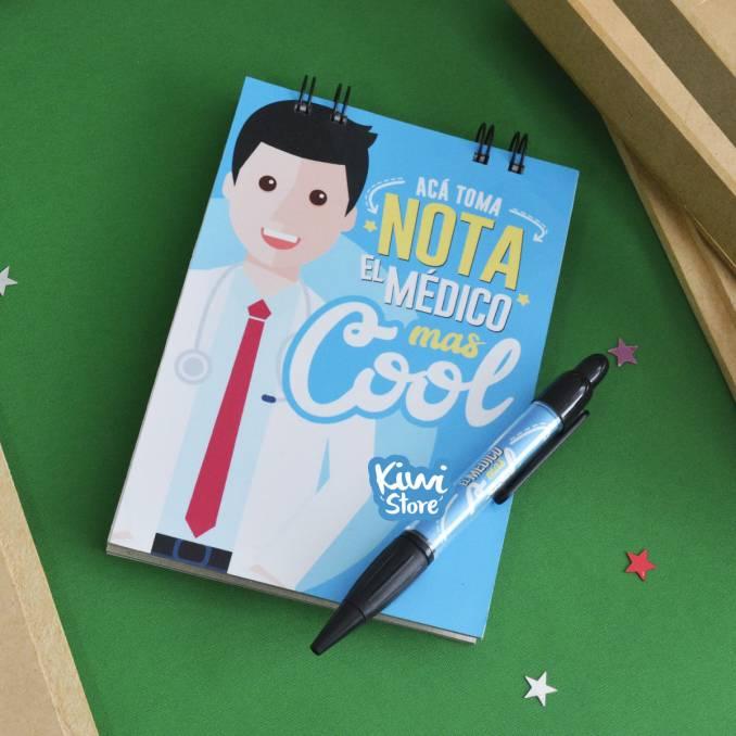 Libreta - El doctor más cool