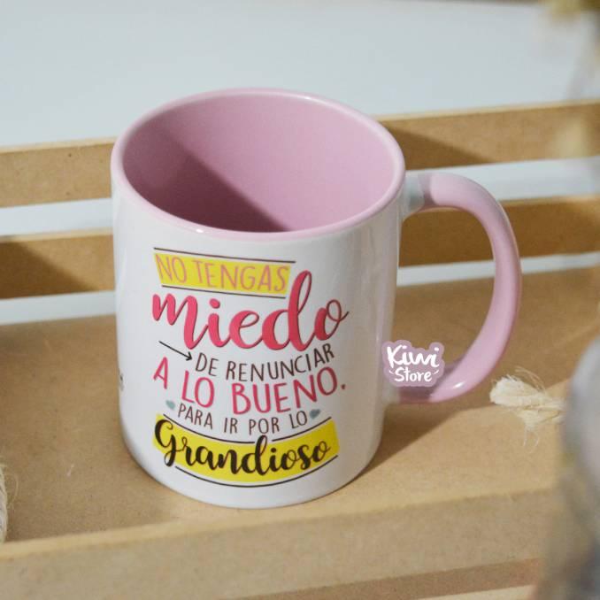 Mug - No tengas miedo