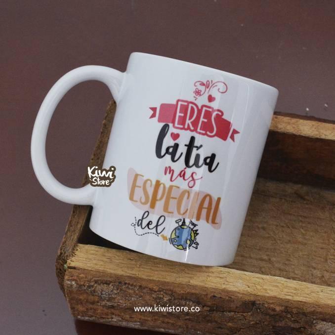 Mug - La Tía más especial