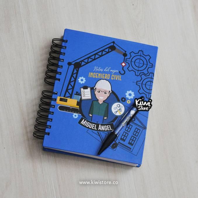 Cuaderno - Notas del...
