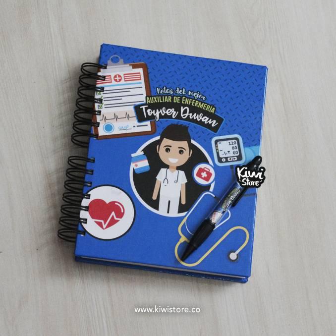 Cuaderno - Auxiliar de...