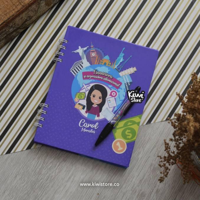 Cuaderno - Financiera y...