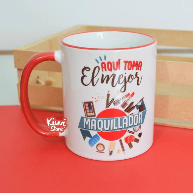 "Mug ""Maquillador"""