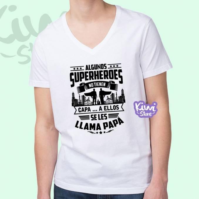 """Camisa """"Superhéroes sin capa"""""""