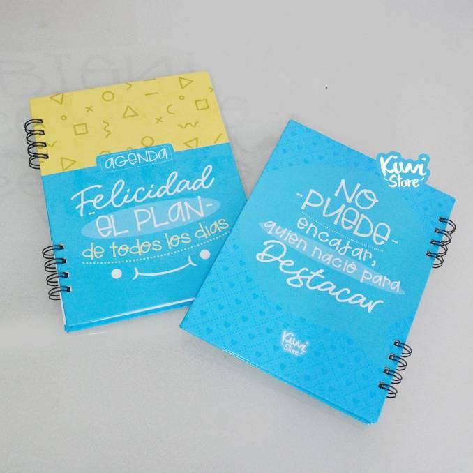 """Agenda """"Felicidad, el plan..."""